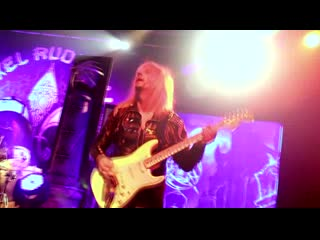 Axel Rudi Pell - Live on Fire(2013)