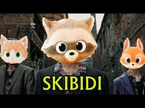 Энни и Йойки спели SKIBIDI Little Big Мультяшные песни Little Big Skibidi Ennie and Yoyky
