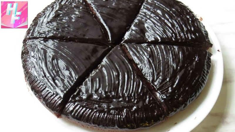 Шоколадный ПИРОГ Без Яиц и Без Масла Как БРАУНИ Влажный Шоколадный ДЕСЕРТ