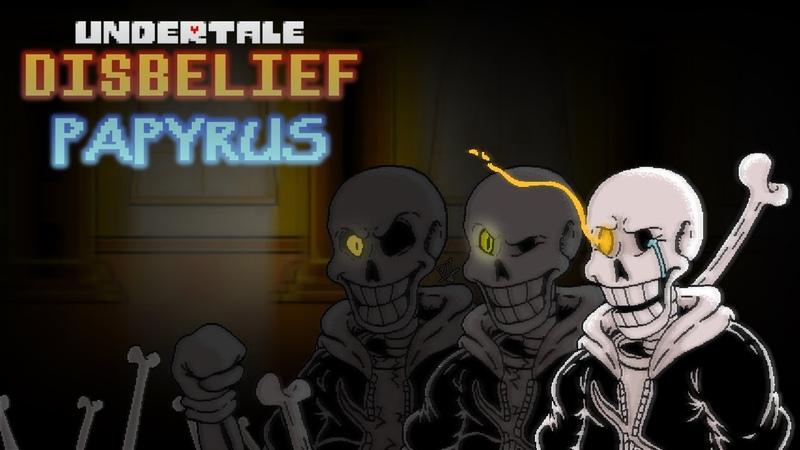 Undertale Disbelief Papyrus Mod Release