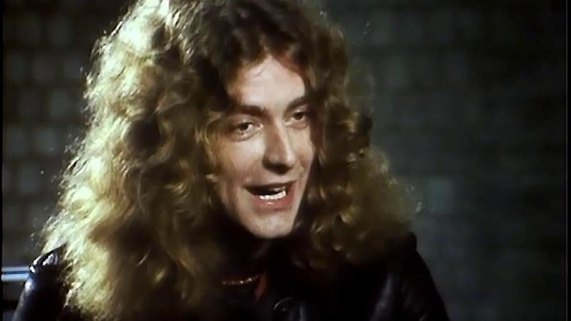 Led Zeppelin's Robert Plant 1975 Complete Interview