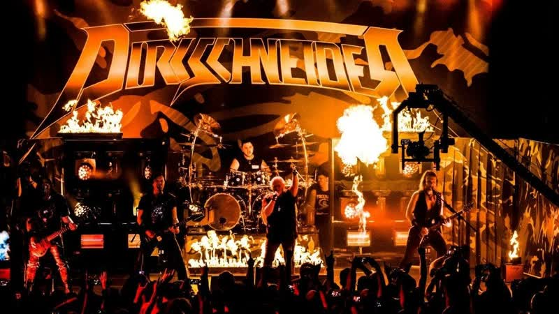 Dirkschneider Back To The Roots 2017 г