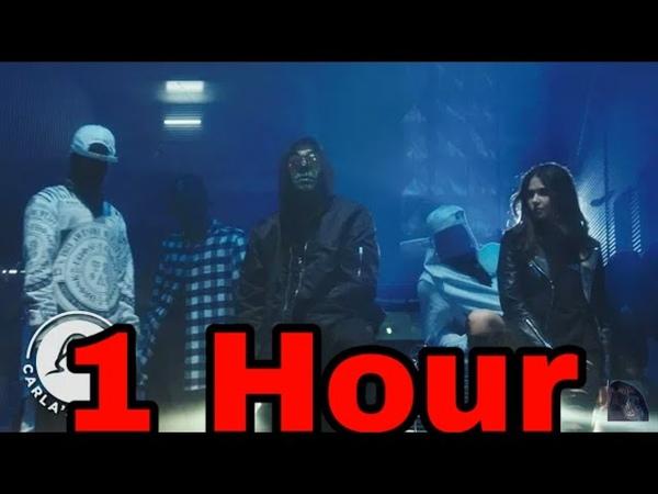 [1 Ora]Carla's Dreams x Blacklist - Baila Conmigo | Official Video