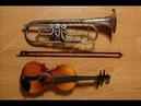 Баев Евг. Два трёхчастных терцета (Скрипка, труба, фортепиано)