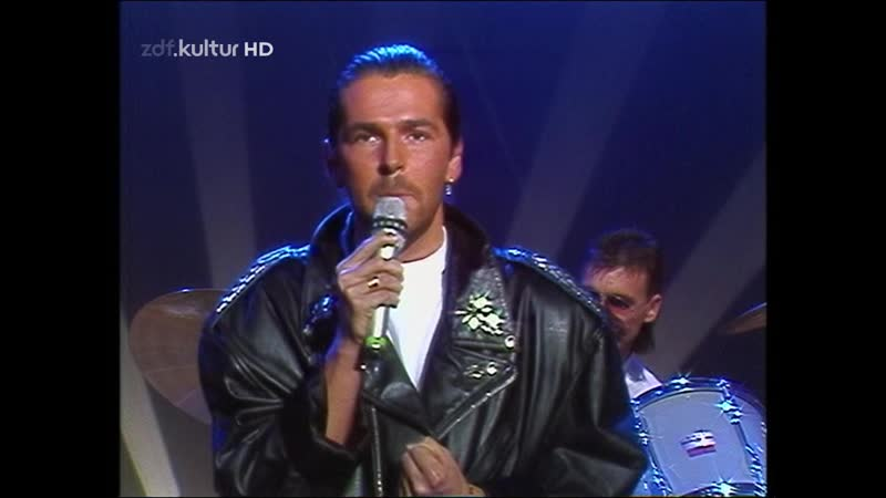 Thomas Anders - Love of My Own (ZDF-Hitparade, 12.07.1989)