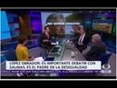 AMLO en entrevista con Carlos Loret de Mola