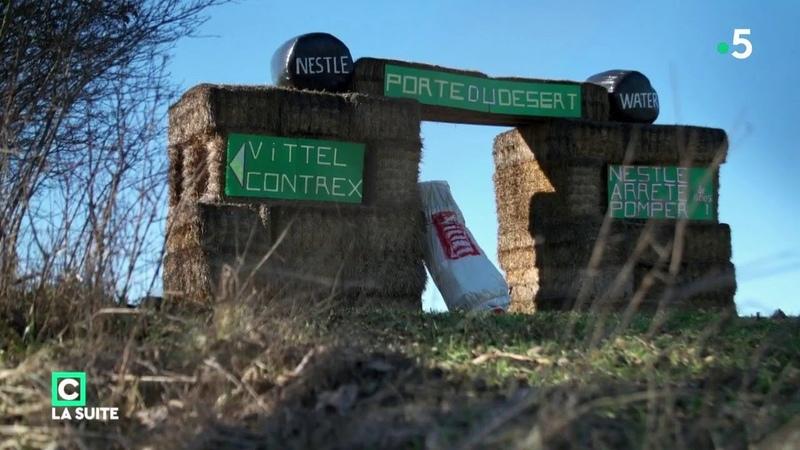 L'enquête - Vittel la bataille de l'eau - C Politique, la suite - 240319