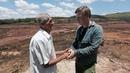 Катастрофа в городе железной руды Брумадинью Мир наизнанку Бразилия