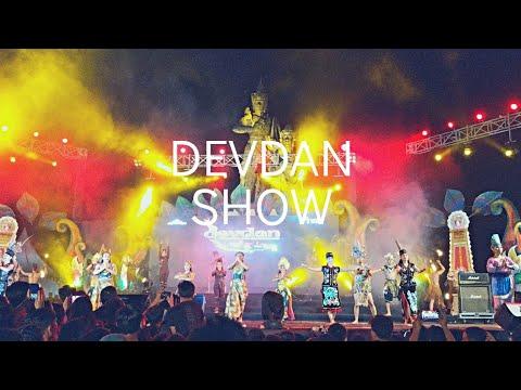 Девдан шоу выступление с фестиваля в Нуса Дуа Очаровательная Nusa Dua Fiesta 2019