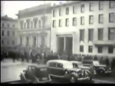 Молотов в Германии встречается с Гитлером и Риббентропом ноябрь 1940