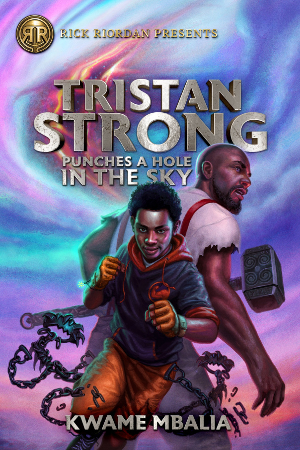Kwame Mbalia - [Tristan Strong 01] - Tristan Strong Punches a Hole in the Sky (retail) (epub)