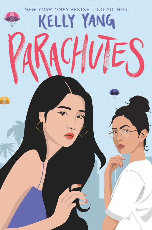 Parachutes by Kelly Yang