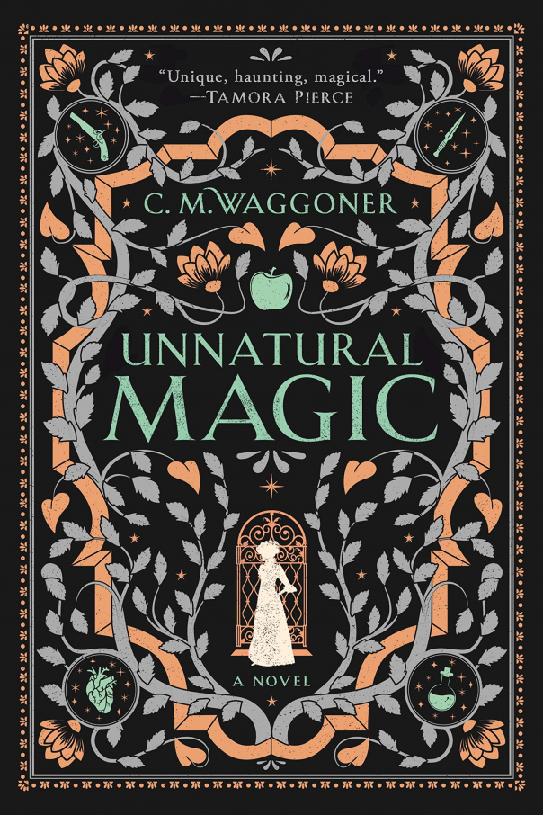 C M Waggoner - Unnatural Magic (epub)