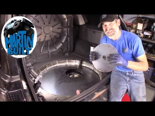 How to Fuel Tank Tuck a 99-04 Jeep Grand Cherokee WJ Part 1