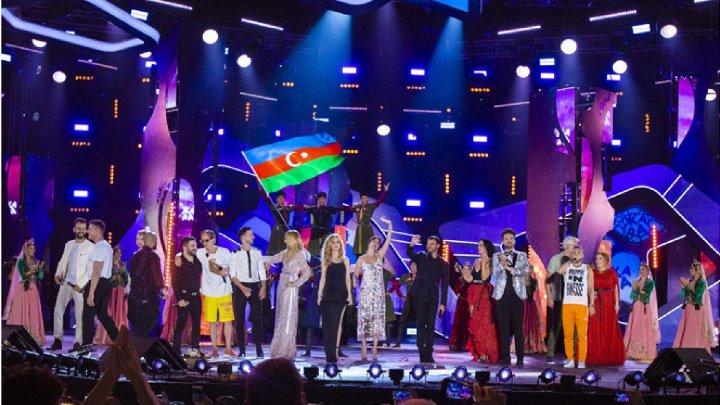 Эмин Агаларов Фестиваль ЖАРА в Баку Мы верим в то что справедливость единственный путь к миру 🕊Живи родной Азербаи