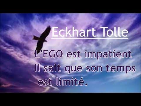 😻 AU COEUR DE l'EGO Eckhart Tolle livre audio complet