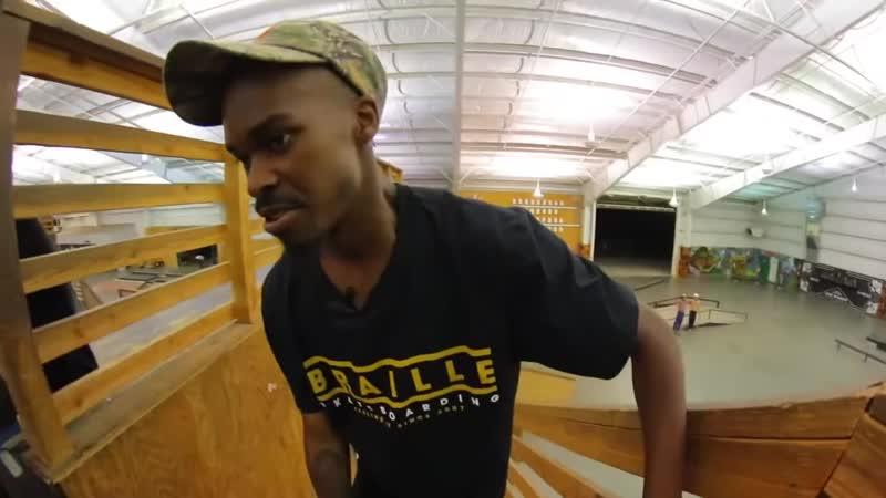 [Braille Skateboarding Russia] ДРОПНИ НА 5 САМЫХ СТРАШНЫХ ДОСКАХ В ВЕРТИКАЛЬНОЙ РАМПЕ