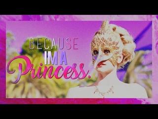 lady ev   because i'm a princess