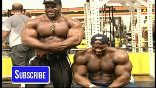 Flex Wheeler & Chris Cormier - Back Workout For 1999  - YouTube