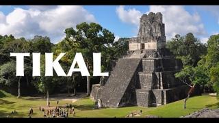 Tikal - Ancient Mayan City of Guatemala - 4K   DEVINSUPERTRAMP