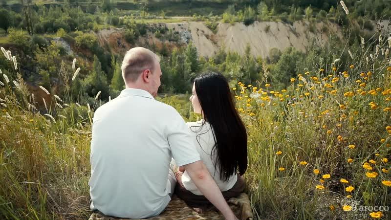 Love story Антон и Анастасия Видеосъемка оператор на свадьбу в Липецке
