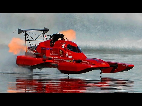 Put 10,000 Horsepower In A Small Boat and This Is What Happens