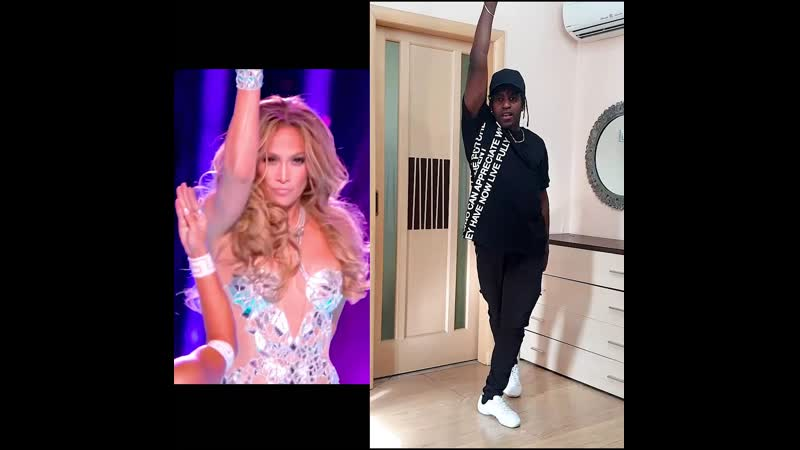 Superbowl 2020 Jlo ft J Balvin Dance | Yopi Quintero