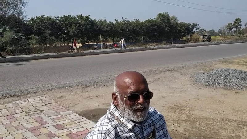 Индия остановка по дороге к Бодхгая Шри Лама говорит что был апостолХриста