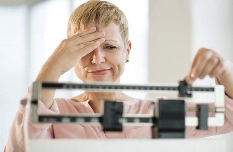 Как похудеть после менопаузы: советы, которые работают