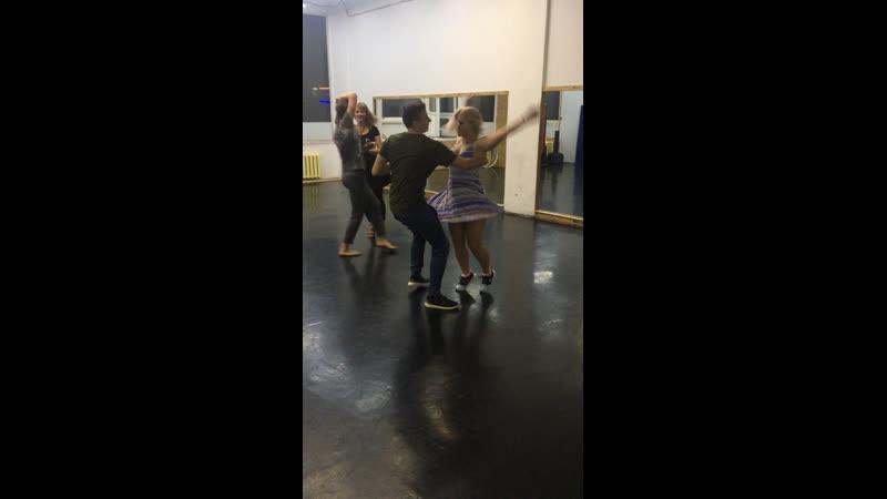 Свободные танцы ноябрь 2019