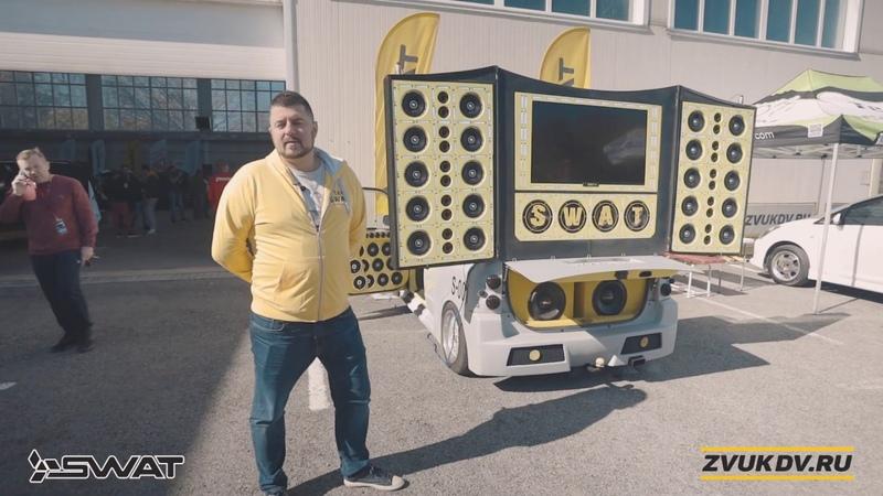 Обзор эксклюзивного Toyota BB - Demo автомобиль от Swat Car Audio