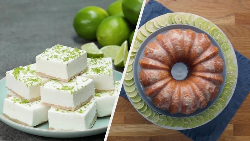 5 Zesty Key Lime Desserts Tasty Recipes