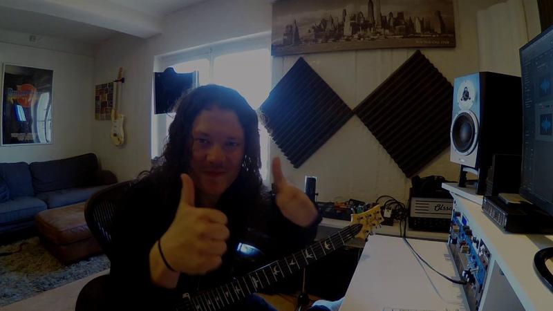 Paralydium John Berg Within The Sphere Guitar Playthrough