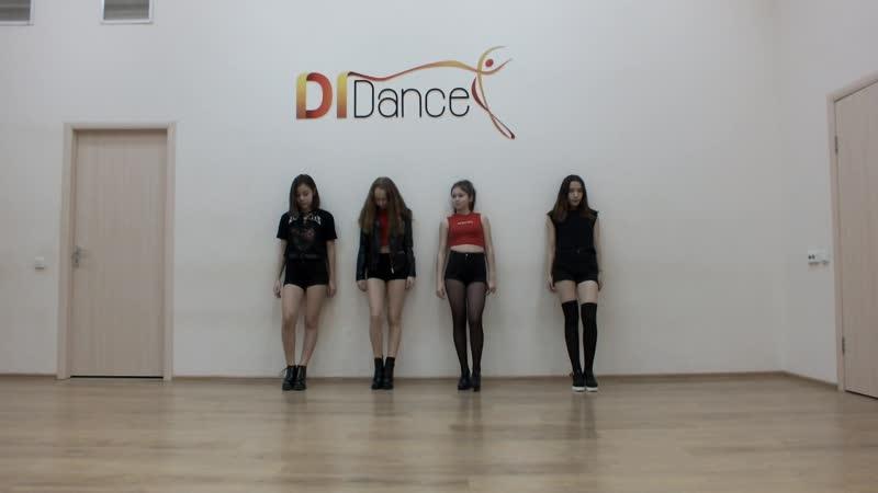 Selena Gomez Me My Girls choreo by Rini