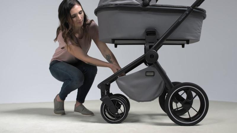 MOON RESEA S Kinderwagen Tutorial