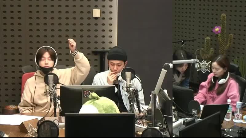 200226 강한나의 볼륨을 높여요 - 진환동혁 KBS Cool FM Volume Up