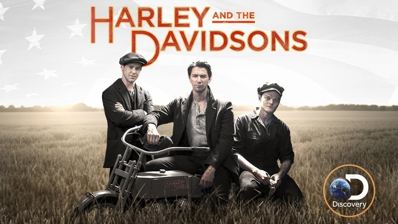 Харли и братья Дэвидсон 2 серия
