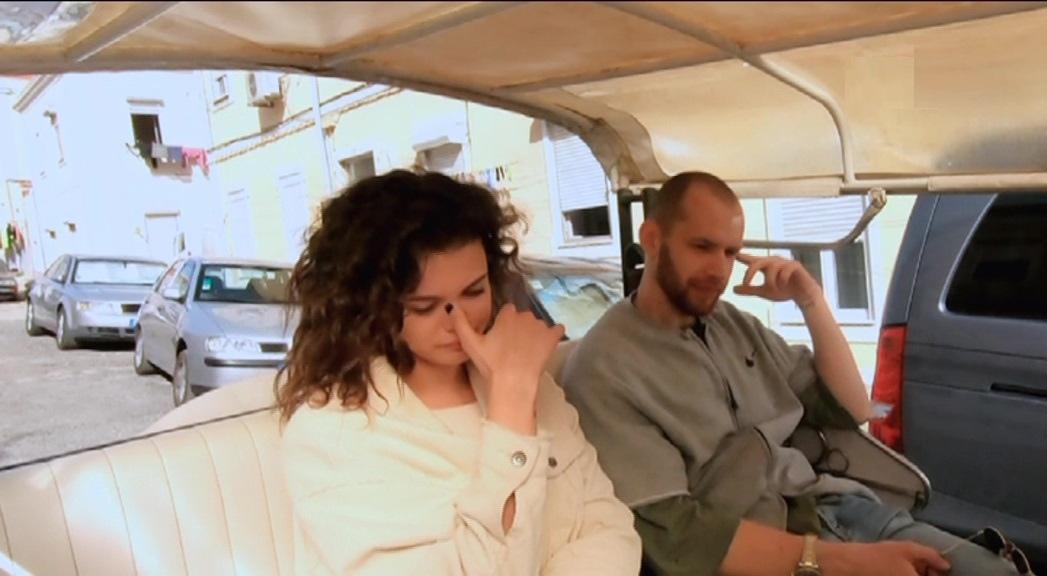 Свидание Лизы Адаменко и Антона Криворотова в шоу Холостяк ТНТ