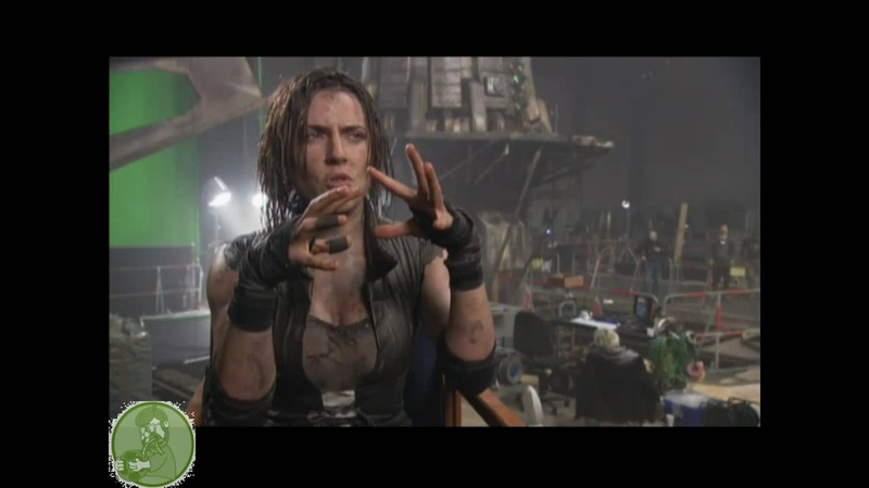 Interview with Antje Traue for Pandorum