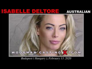 [WoodmanCastingx] Isabelle Deltore (Casting Hard / WoodmanCastingx) Isabelle Deltore Casting Blond, Aussie, Anal Sex, Piss, Milf