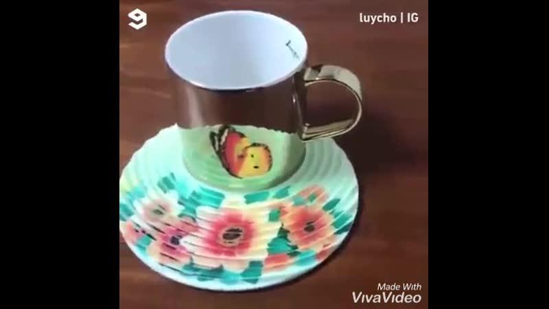 Невероятный дизайн кофейных чашек южнокорейской компании Luycho Inc