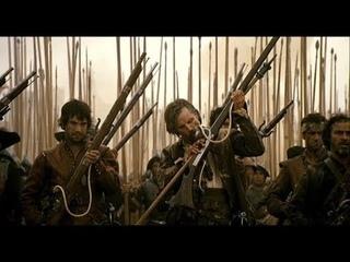 Капитан Алатристе Битва при Рокруа испанская терция против кавалерии