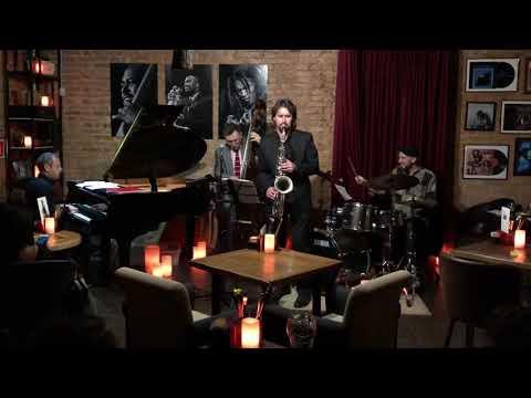 Ark Ovrutski Quartet feat. Alessandro D'Anna – 13.11.19 – Jazz Club Esse – Moscow - Russia 🇷🇺