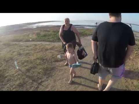 Одесский курорт КУЯЛЬНИК. Есть ли люди ? Мёртвое море Украины