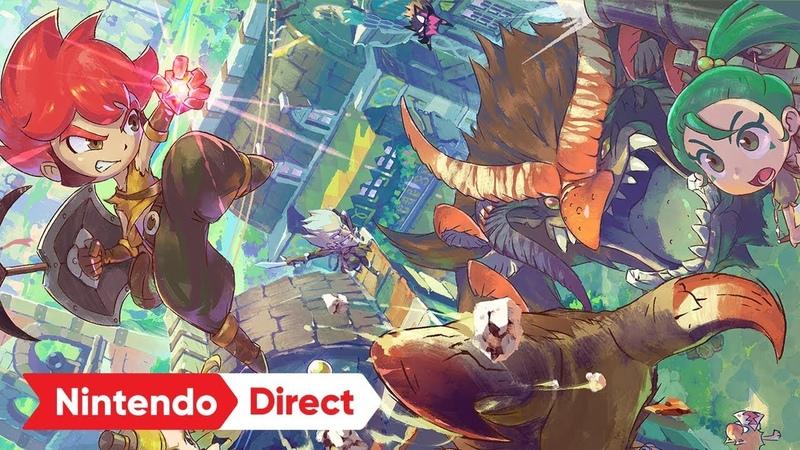 TOWN(仮称) [Nintendo Direct 2018.9.14]
