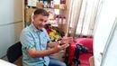 Предметная съемка парфюмерных флаконов БОНАМОР почти что в домашних условиях