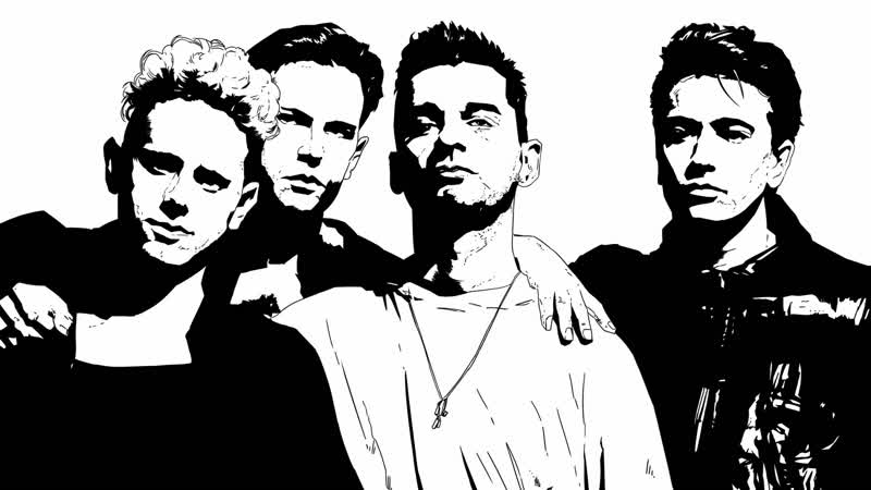Depeche Mode People Are People Gianmarco Fabbretti Remix Pop Synthwave