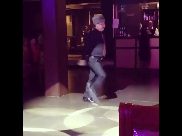 Али Магомедович Профессор танца