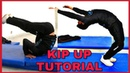 Kip up ground up stand tutorial on Hindi