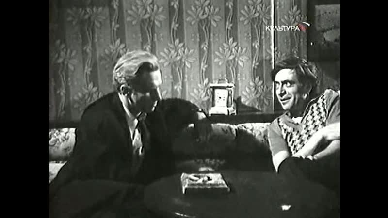 ТАКАЯ КОРОТКАЯ ДОЛГАЯ ЖИЗНЬ 1975 8 серия мелодрама Константин Худяков 720p